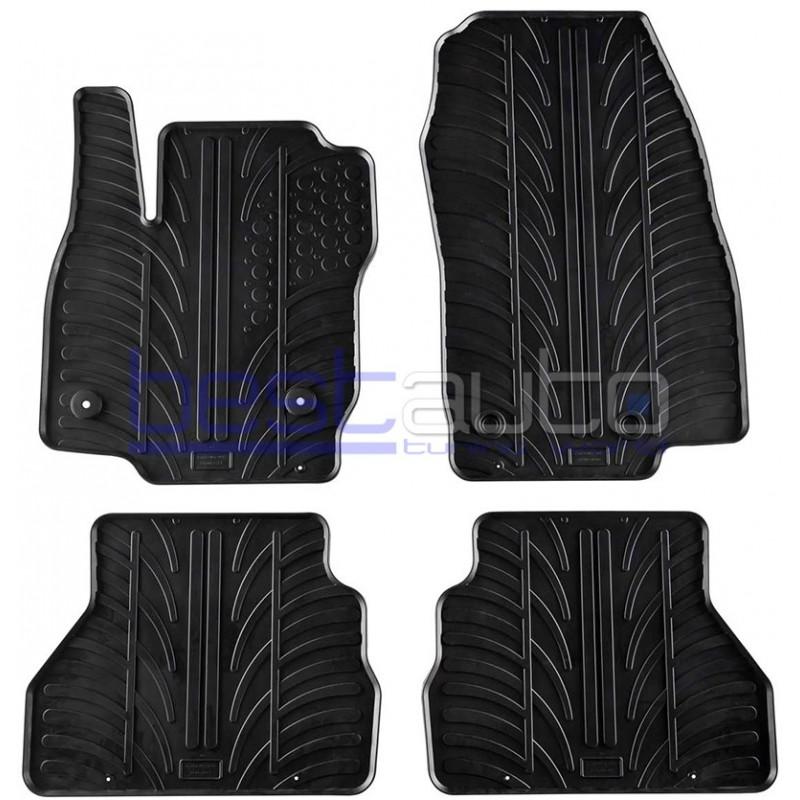 Автомобилни гумени стелки Gledring за Ford B-MAX (2012-2015)