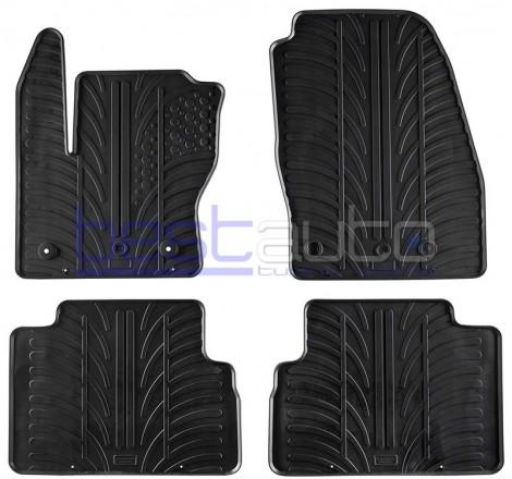 Автомобилни гумени стелки Gledring за Ford C-Max (2010-2014)