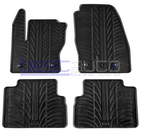 Автомобилни гумени стелки Gledring за Ford C-Max (2015+)