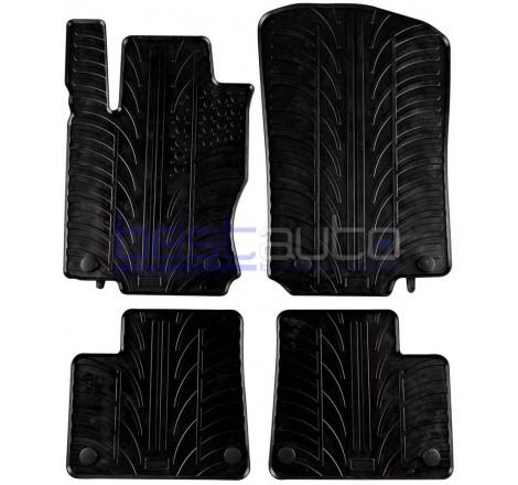 Автомобилни гумени стелки Gledring за Mercedes GL X166 (2012+)