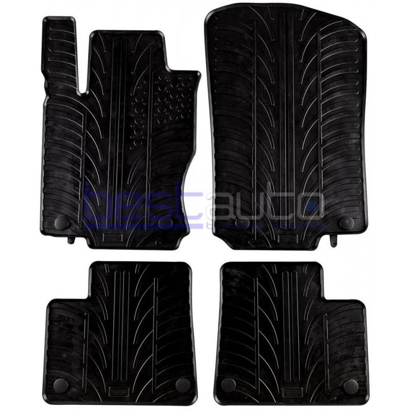 Автомобилни гумени стелки Gledring за Mercedes ML W166 (2011+)