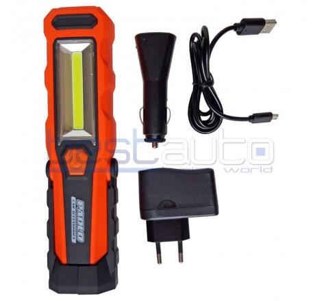 Работна LED лапма с акумулаторна батерия LP8836
