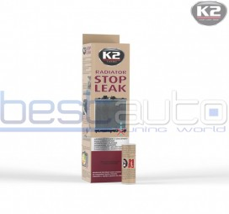 Препарат тип прах за спиране на теч от радиатор К2 18.5g