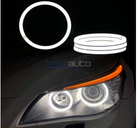 "LED SMD АНГЕЛСКИ ОЧИ ""STRONG POWER"" ЗА BMW E60 / E61 (2003-2007)"