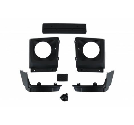 Преходник за ксенон D2S / D2R с метална оплетка и основа