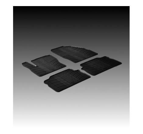 Автомобилни гумени стелки за Ford C-Max (2007-2009) [G4001]