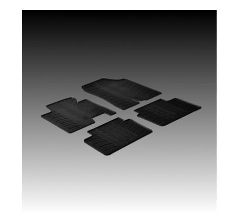 Автомобилни гумени стелки за KIA Cee'd (2012) [G33004]