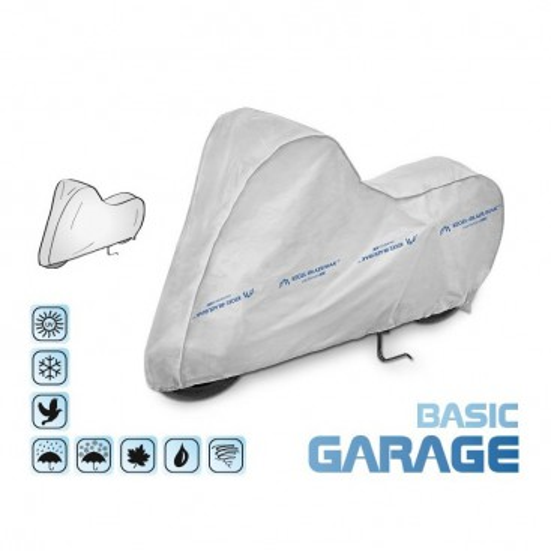 Покривало за скутер Kegel Basic Garage размер L 185-230см