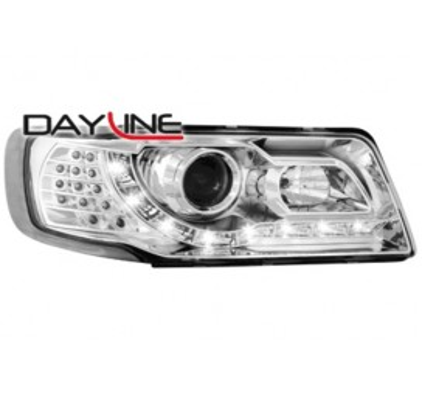 Тунинг диодни фарове - Dayline за Audi 100 4C (1990-1994) [12002]