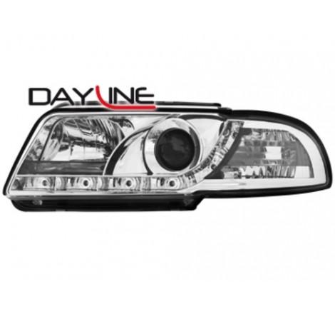Тунинг фарове диодни - Dayline за Audi A4-B5 (1999-2001) [120055]