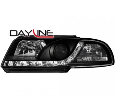 Тунинг фарове диодни - Dayline за Audi A4-B5 (1999-2001) [120056]