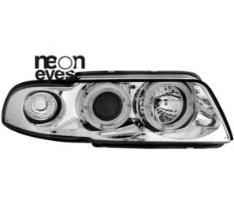 Тунинг фарове Neon Angel Eyes CCFL за Audi A4-B5 (1995-1998) [120065]
