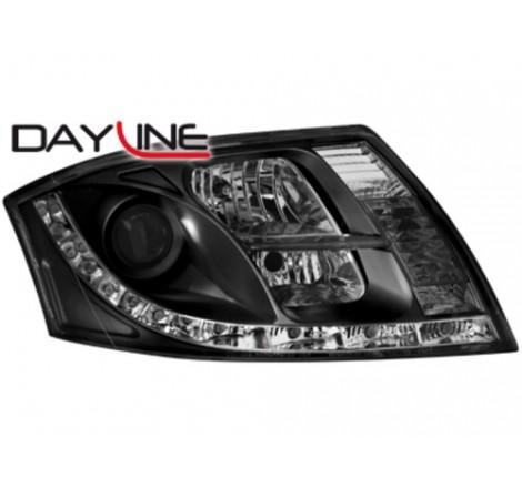 Тунинг фарове Диодни - Dayline за Audi ТТ (1998-2005) [120093]