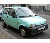 Спортни пружини за Fiat Cinquecento