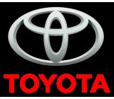 Алуминиеви степенки за Тойота / Toyota
