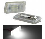 LED плафони за регистрационни номера за MINI COOPER