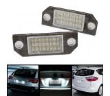 LED плафони за регистрационни номера за FORD