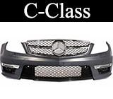 AMG пакети за Mercedes C класа (W203/W204/W205)