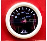 Измервателни уреди за налягането на маслото