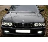 Ангелски очи за БМВ Е38 / BMW E38