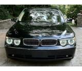 Ангелски очи за БМВ Е65 / BMW E65