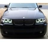 Ангелски очи за БМВ Х3 Е83 / BMW X3 E83