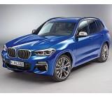 Стелки за BMW X3 G1 (2017+)