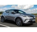 Стелки за Toyota C-HR