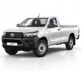 Стелки за Toyota Hilux
