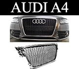 Тунинг решетки за Audi A4