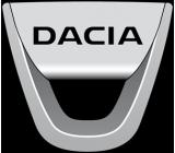 Спойлер за багажник Dacia