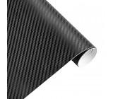 Черно карбоново фолио