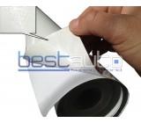 3D Бяло карбоново фолио