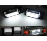 LED плафони за регистрационни номера за BMW