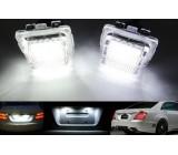 LED плафони за регистрационен номер за MERCEDES