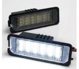 LED плафони за регистрационен номер за VOLKSWAGEN